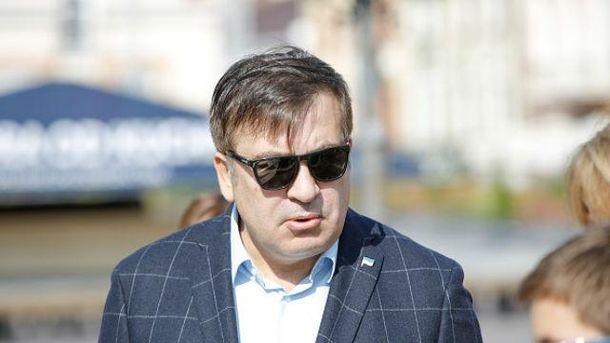 Европарламент будет дискутировать относительно возвращения Саакашвили в Украину
