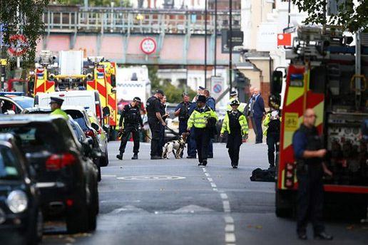 Поліція встановила особу терориста з лондонського метро