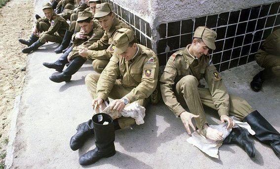 В російської армії виникли проблеми