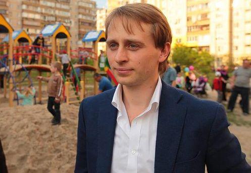 Суд арестовал депутата Киевсовета Крымчака