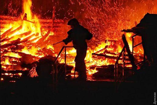 Очевидцы рассказали шокирующие детали о пожаре в детском лагере Одессы