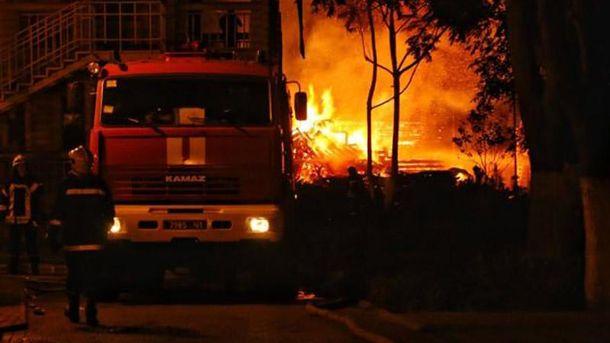 Семьям пострадавших в одесском пожаре детей выплатят компенсацию