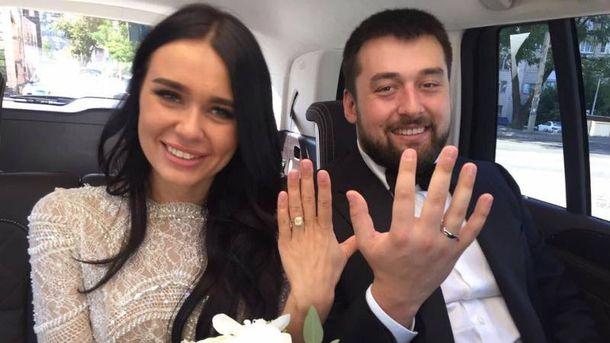 Стало известно, где работает новоиспеченная невестка Луценко