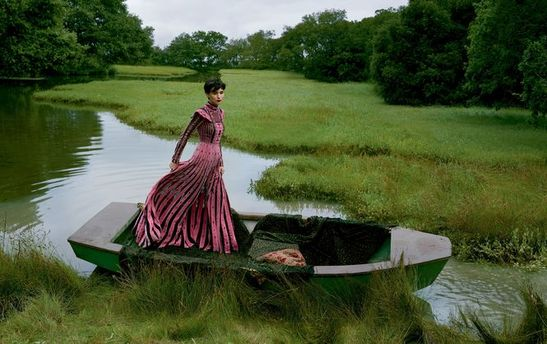 Руні Мара для Vogue
