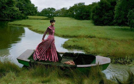 Руни Мара для Vogue