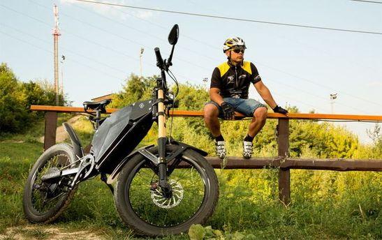 Українці створили електробайк з найдовшим запасом ходу