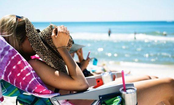 Як відновити шкіру після літа
