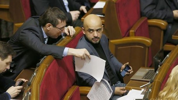Киев небудет принимать никаких мер из-за приезда «популиста Саакашвили»