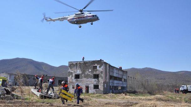 Землетрясение встряхнуло дальний восток России
