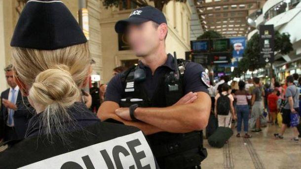 Інцидент трапився на вокзалі у Марселі