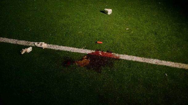 Застрелили воротаря