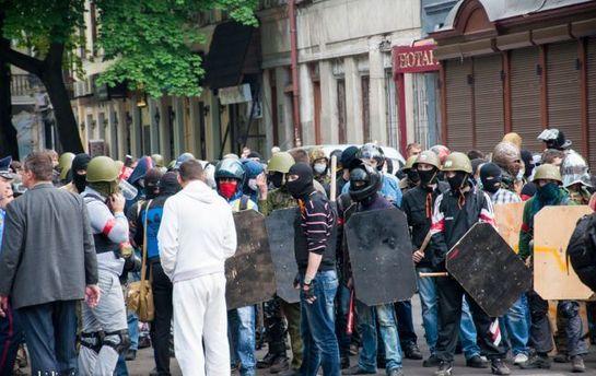 Заворушення 2 травня 2014 року в Одесі