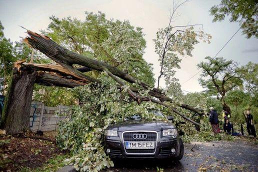 Ураган з Румунії не прийде в Україну