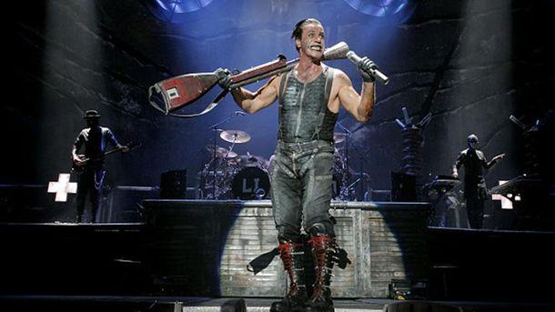 Rammstein не завершує музичну кар'єру
