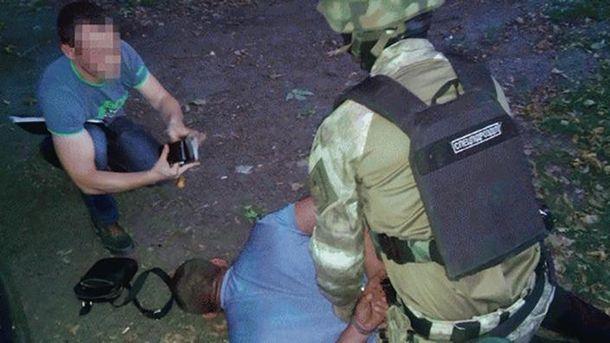 Задержание сутенеров на Луганщине