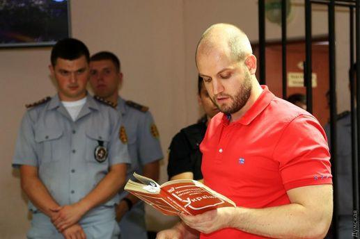 ВОдесі заарештували двох виправданих учасників справи 2 травня