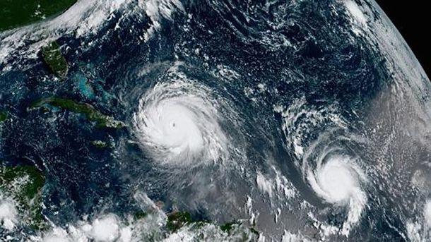 В Атлантиці новий ураган