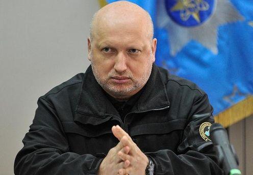 Турчинов заявил, что Лукашенко отменил свой визит в Россию из-за вызывающего поведения российских военных