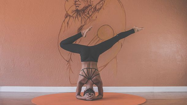 Арома-йога