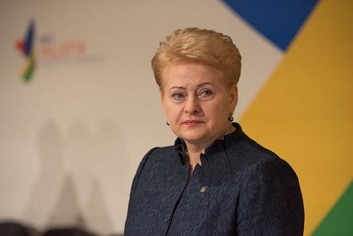 Російська делегація покинула залу Генасамблеї ООН перед виступом президента Литви— РосЗМІ
