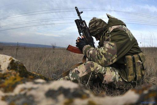 Штаб АТО: Боевики изгранатомета обстреляли силы ВСУ наЛуганском направлении