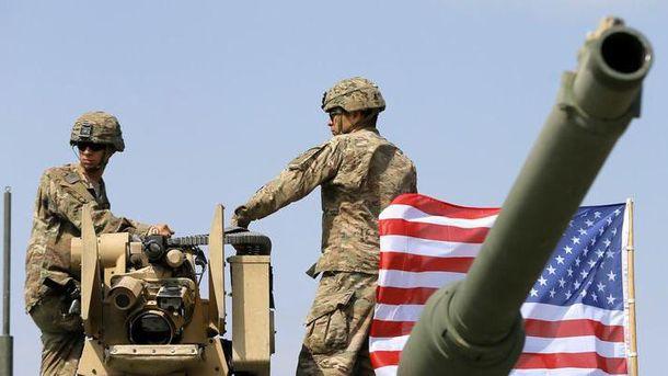 Американське озброєння для України