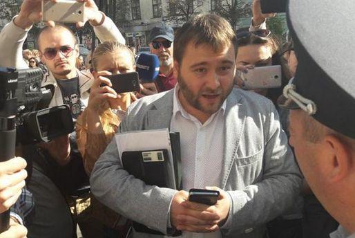 В Харькове на сессию горсовета не пустили депутатов от