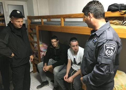 В Умані поліція спіймала хасидів з наркотиками