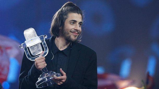 Победитель «Евровидения» изПортугалии попал вреанимацию