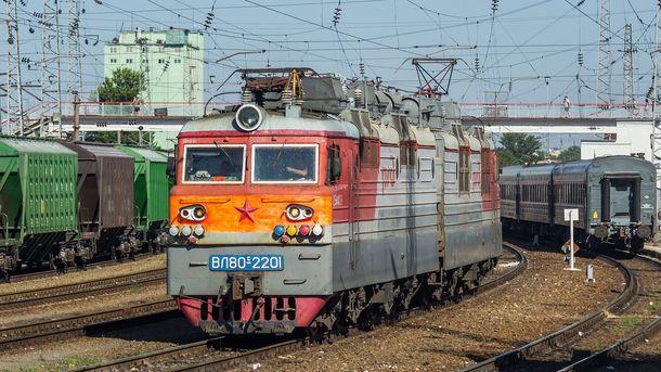 Росія запустила перші грузові потяги вобхід України