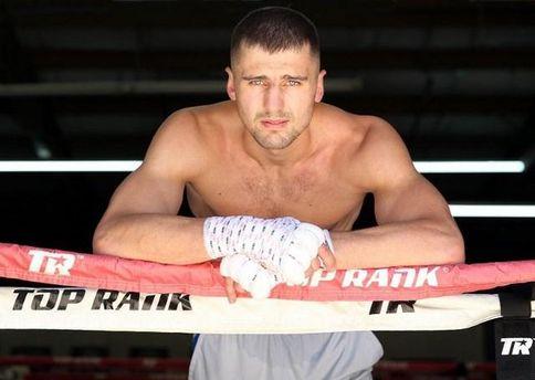 Український боксер Гвоздик очолив рейтинг WBО, відсунувши росіянина