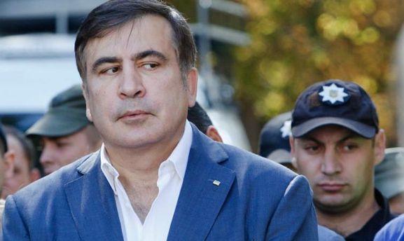 ВГПУ пояснили, что угрожает Саакашвили запрорыв границы