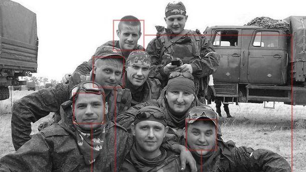 Волонтери ідентифікували російських морпіхів, що воюють в АТО