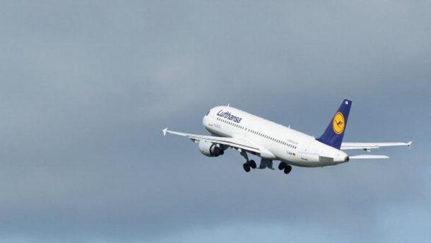 Літак Lufthansa здійснив аварійну посадку в аеропорту Тель-Авіва