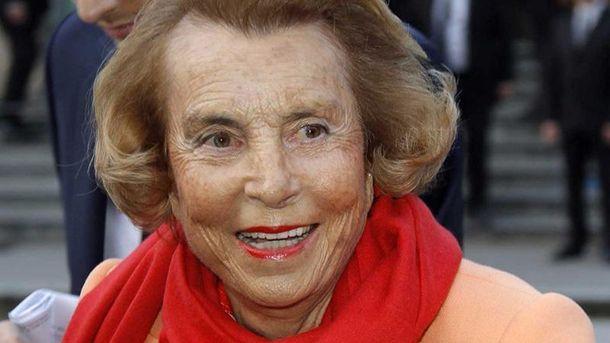Померла найбагатша жінка світу