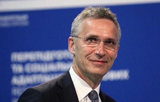 Столтенберг привітав українську ідею про миротворців ООН наДонбасі