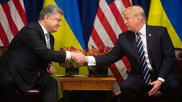 УНью-Йорку розпочалася зустріч Порошенка і Трампа