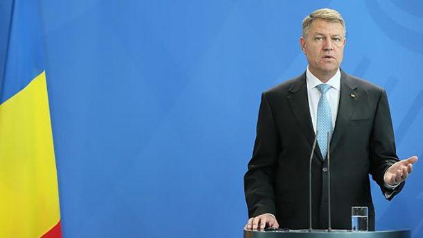 Президент Румунії скасував візит доУкраїни через закон «Про освіту»