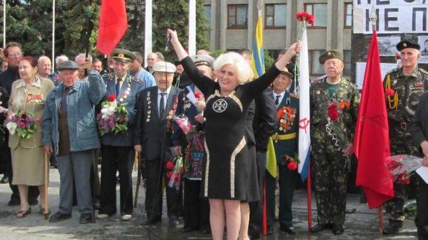 Геращенко: Нелю Штепу бойовики включали досписків наобмін