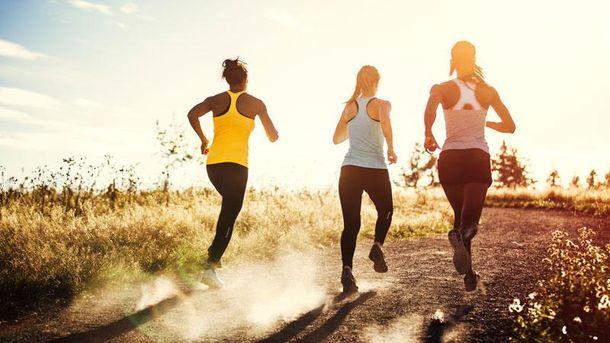 Занимайтесь спортом и будьте здоровы