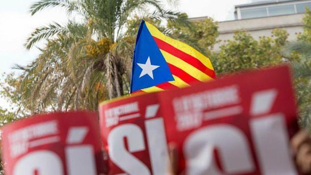Власти Испании задержали 12 человек из-за референдума вКаталонии