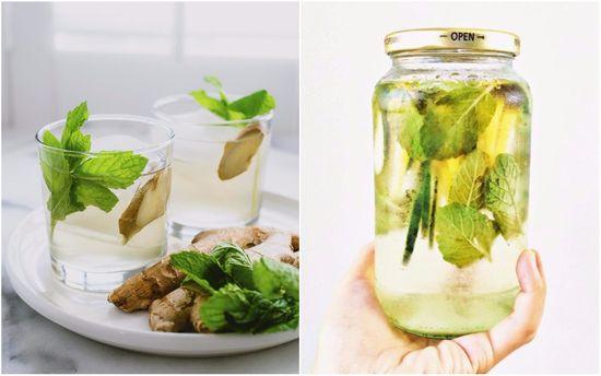 Рецепти корисних детокс-напоїв, які можна приготувати вдома