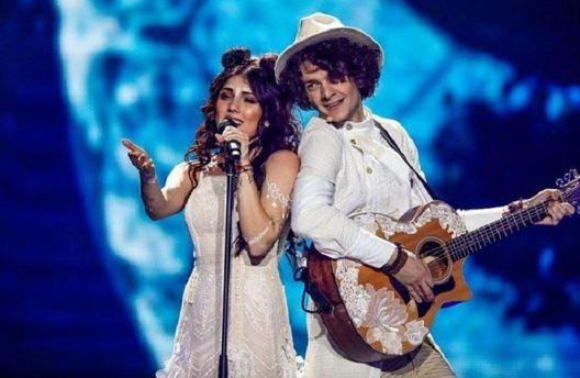 NaviBand на сцені Євробаченні-2017