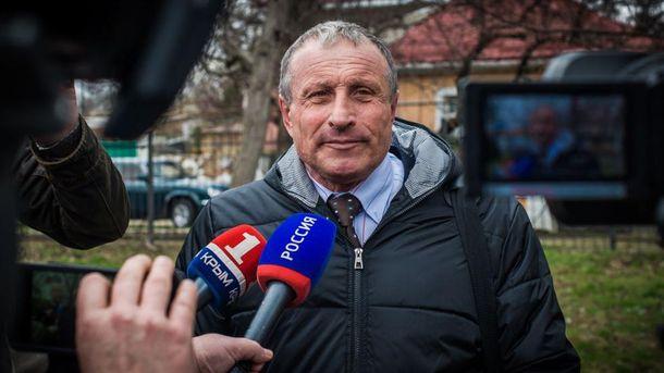 Окупанти визнали українського журналіста Семену винним узакликах досепаратизму