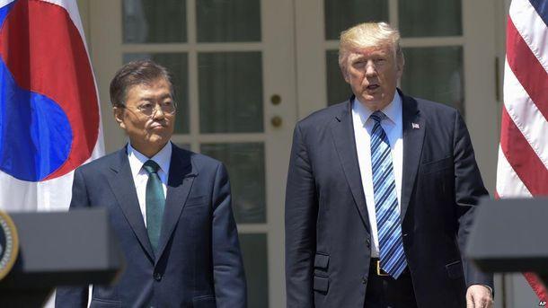 Стратегічні озброєння США у Південній Кореї