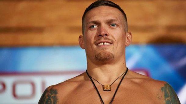 Український боксер Усик здійснив давню мрію