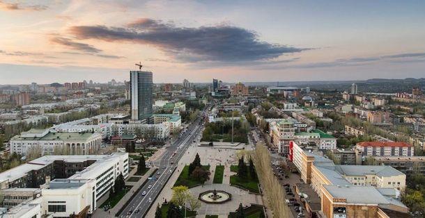 Уцентрі Донецька пролунав вибух