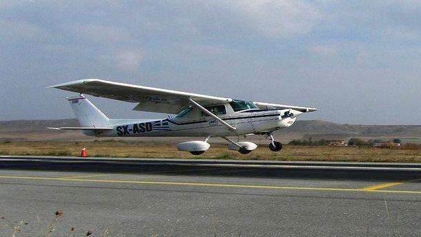 ВГреции разбился личный самолет