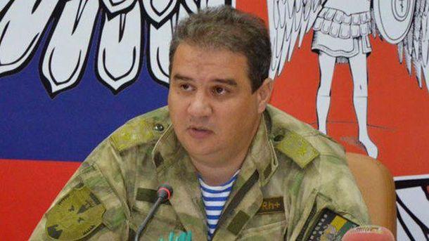 В Донецке совершено покушение на одного из главарей