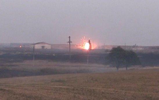 Пожежа на військовому складі: ДержНС проведе розмінування